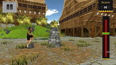Review Fahombo Game Android Terinspirasi Budaya Nias 2