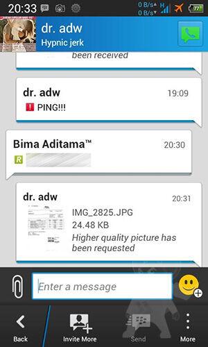 Cara Mengirim Dan Menyimpan Foto Kualitas Tinggi Di BBM Android2
