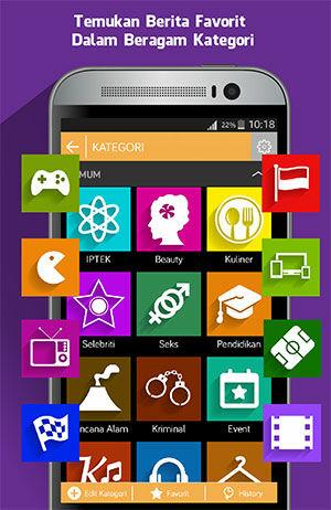 Tampilan Baru Dari BaBe Aplikasi Berita Nomor 1 Di Play Store 1
