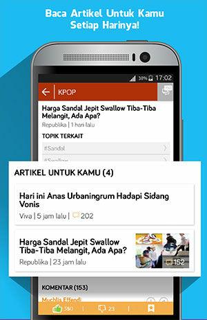Tampilan Baru Dari BaBe Aplikasi Berita Nomor 1 Di Play Store 6