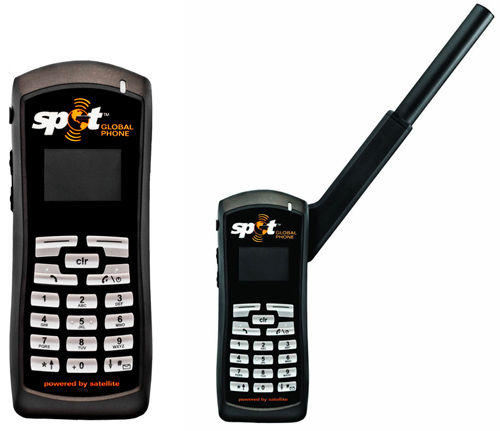 Spot Global Phone