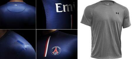 Keren! Inilah 4 Baju Bola Berteknologi Canggih Saat Ini