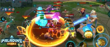 Review Game Paladins Strike: MOBA Mobile Baru dengan Gameplay yang Beda
