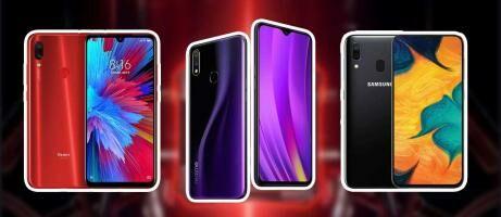 15 HP RAM 4GB Termurah & Terbaik September 2019, Main PUBG Auto Rata Kanan!