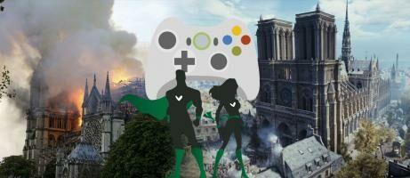 Baru Terkena Bencana, Katedral Notre Dame 'Diselamatkan' Oleh Game Ini!