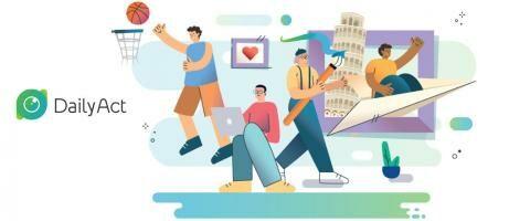 Daily Act - Sosial Media Baru Yang Positif dan Inovatif, Buatan Anak Bangsa!