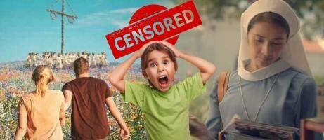 7 Film yang Kena Sensor Habis-Habisan, Terlalu Banyak Adegan Dewasa?