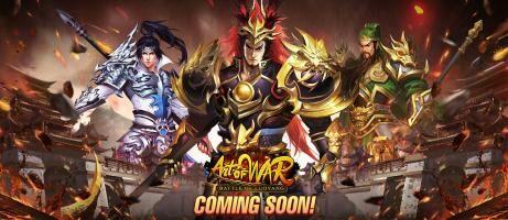 Art of War, Game Strategi Terbaik dari Developer Rules of Survival!