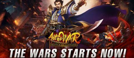 Review Game Strategi Harcore Terbaik, Art of War: Battle of Luoyang!