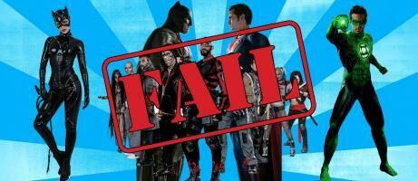10 Film Superhero Terburuk | Nomor 6 Bikin Marvel Hampir Gagal!
