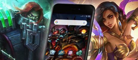 Makin GGWP! Begini Cara Install Tema Mobile Legends di HP Android Semua Tipe