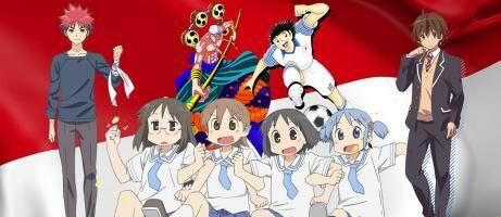 11 Anime dengan Unsur Indonesia, Ada Adegan Dialog Bahasa Indonesia!