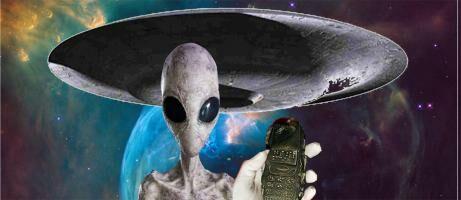 5 Teori Konspirasi Mengejutkan Tentang Teknologi Alien, HP Nokia Termasuk?