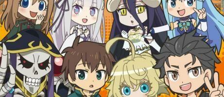 7 Anime Crossover Terbaik yang Wajib Kamu Tonton, Bikin Plot Twist!