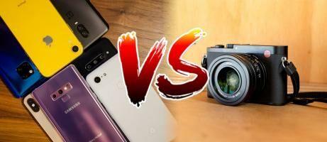 Lebih Baik Beli HP Flagship atau Kamera Digital Profesional? Ini Jawabannya!