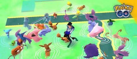 5 Glitch Pokemon GO Teraneh yang Pernah Dialami Pemain, Bikin Ngakak!