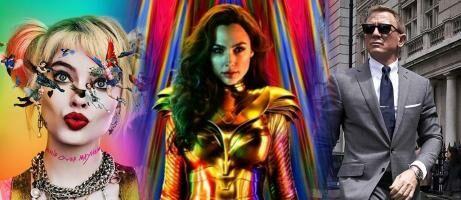 7 Film Tahun 2020 yang Paling Dinantikan, Dari James Bond Sampai Wonder Woman!