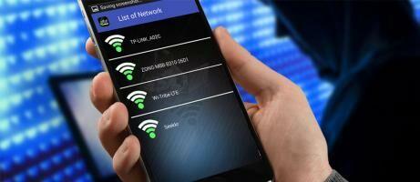 Cara Membobol Password WiFi di HP Android Tanpa Root   Internetan Gratis!