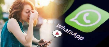 Kumpulan Cara Mengatasi WhatsApp Error dengan Mudah   100% Works