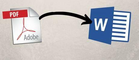 5 Cara Ubah PDF ke Word di Laptop & Android   Bisa Online & Offline