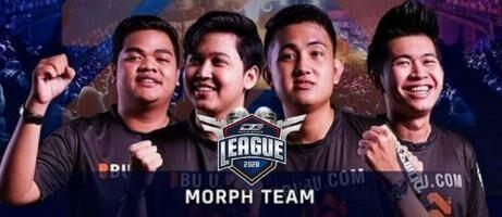 4 Fakta Menarik Morph Team, Tim PUBG Mobile Terbaik Jawara Dunia Games League 2020