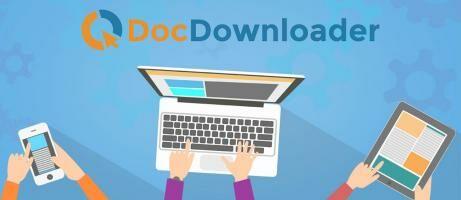 Cara Download Dokumen Menggunakan DocDownloader | Scribd