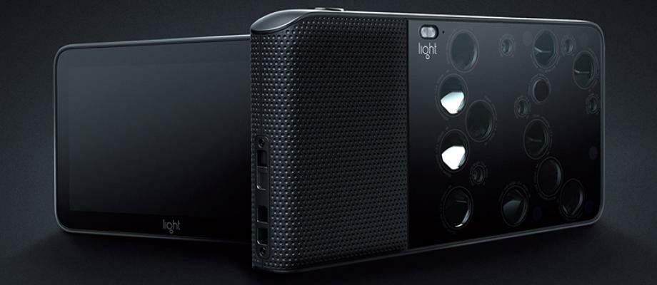 Light L16, Kamera Super Canggih dengan 16 Lensa dan Resolusi 52 MP