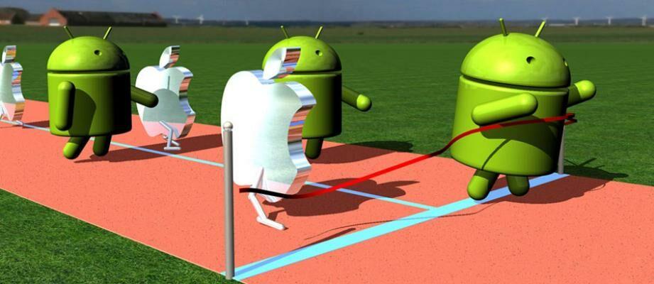 8 Alasan Kenapa Smartphone Android Lebih Baik dari iOS