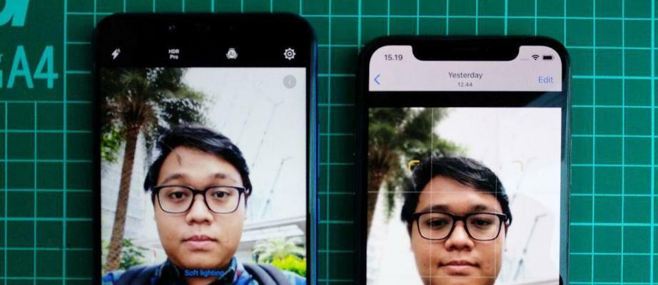 HP 3 Jutaan Lebih Canggih dari iPhone X? Ini Buktinya!