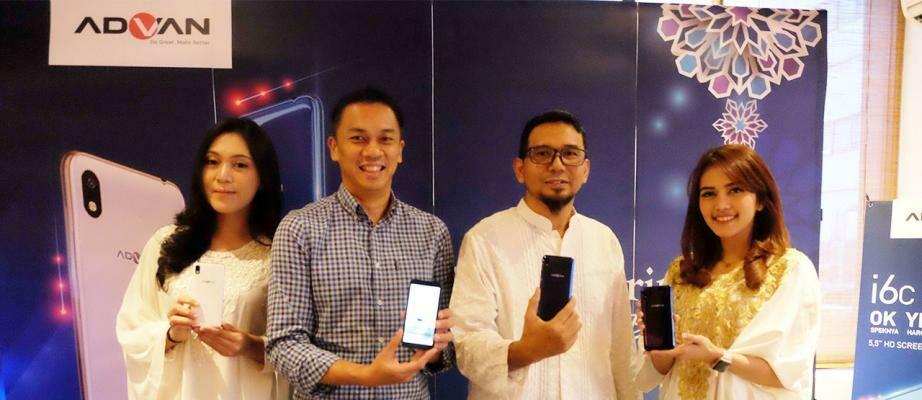 Advan i6C, HP Android Go Harga di Bawah Rp1 Jutaan Punya Fitur Anti Maling