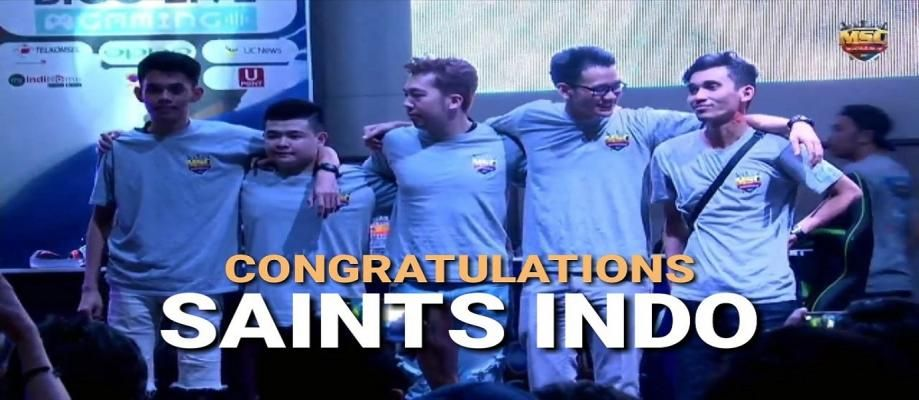 4 Squad Lokal Indonesia Terkuat di Mobile Legends