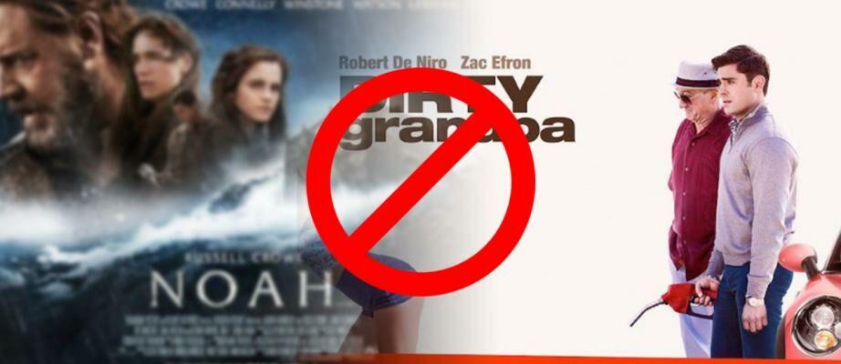 7 Film Hollywood yang Dilarang Tayang di Indonesia | Banyak Adegan Jorok?