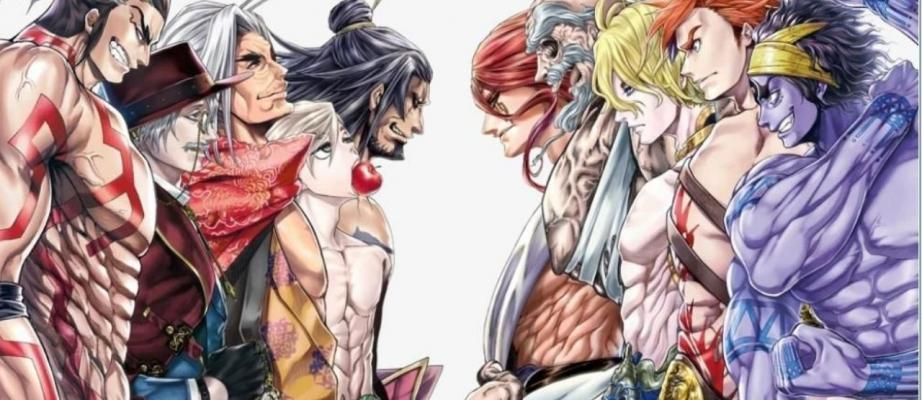 Nonton Shuumatsu no Valkyrie : Record of Ragnarok | Pertempuran Dewa & Manusia
