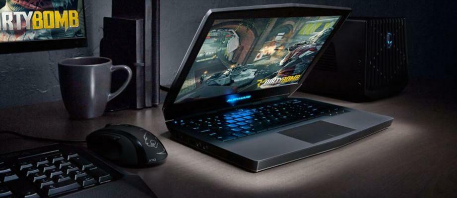 Dell Alienware 13 Siap Dijual, Harga Mulai dari 15 Jutaan!