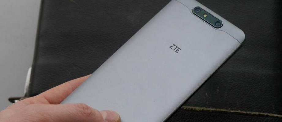 ZTE Blade V8, Smartphone Murah Dual Kamera Dengan RAM 3 GB