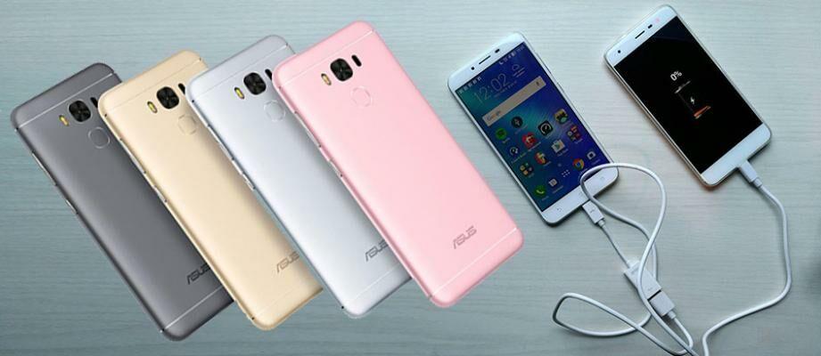 Jadi Power Bank Paling Canggih, Asus Zenfone 3 Max Resmi Dirilis!