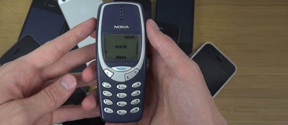 Nokia 3310 Modern Akan Segera Dirilis! Sama Kuat Gak Ya?