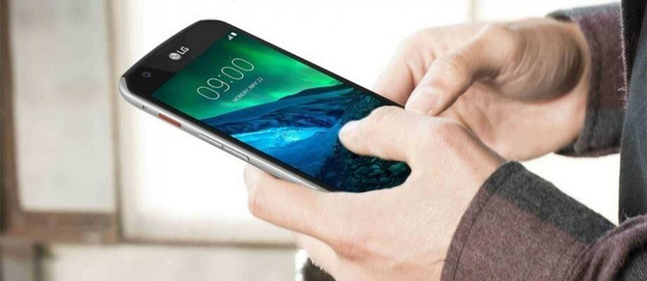 LG X Venture, Smartphone Outdoor Harga Murah, Tahan Banting dan Air