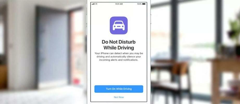 Bebas Tilang dan Kecelakaan, Fitur iOS 11 Ini Gak Akan Ganggu Saat Berkendara!
