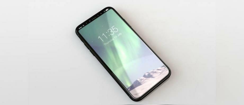 Buruan Cek, Ini Bocoran Desain Final iPhone 8, 98% Akurat!