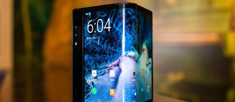 Mendahului Samsung, Royole Rilis Smartphone Lipat Pertama!