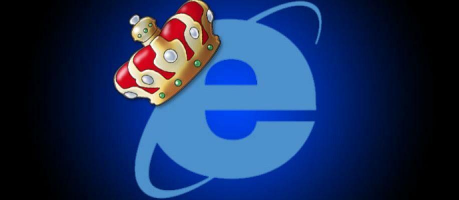 Internet Explorer Masih Merajai Bidang Browser