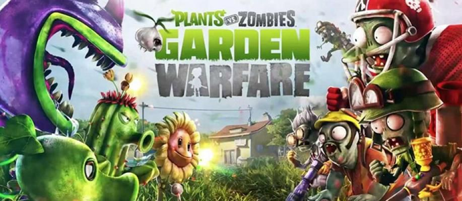 Plants vs Zombies Garden Warfare Siap Hadir di PC