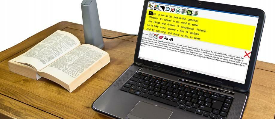 Cara Gampang Copy-Paste Isi Buku Cetak Jadi Teks di Komputer