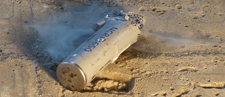 Kenapa Sih Baterai Bisa Meledak? Ini Alasannya!