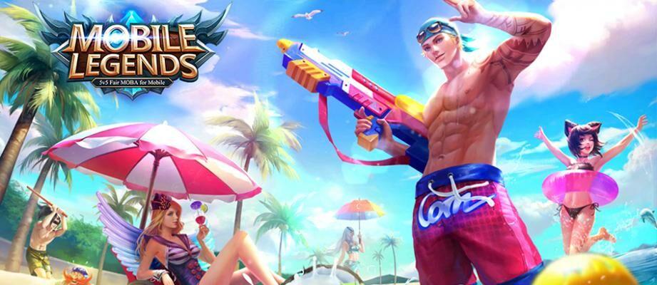 Resmi! Update Mobile Legends 1.1.98, Ada Gatotkaca dan Event Summer Carnival
