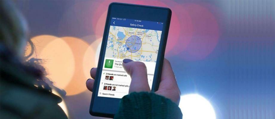 Selamat dari Bencana Alam Hanya dengan Facebook? Begini Caranya