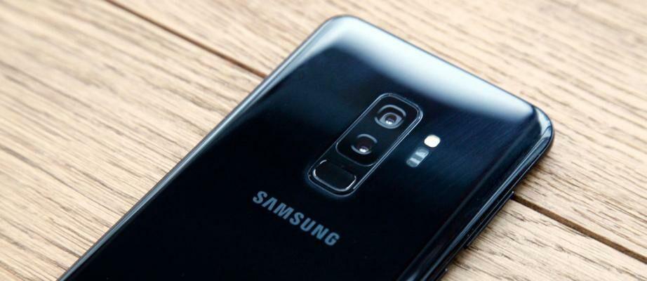 Cara Pakai Kamera Samsung Galaxy S9 di Semua Android