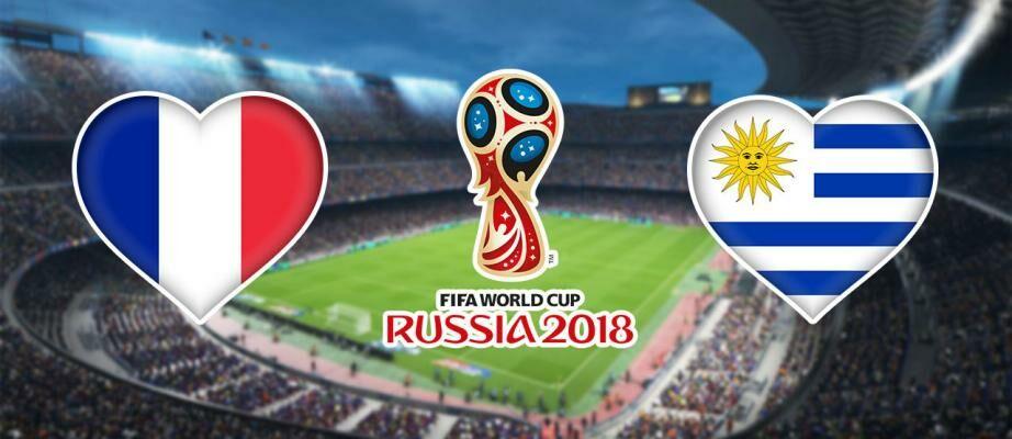 Piala Dunia 2018: Live Streaming Perancis Vs Uruguay