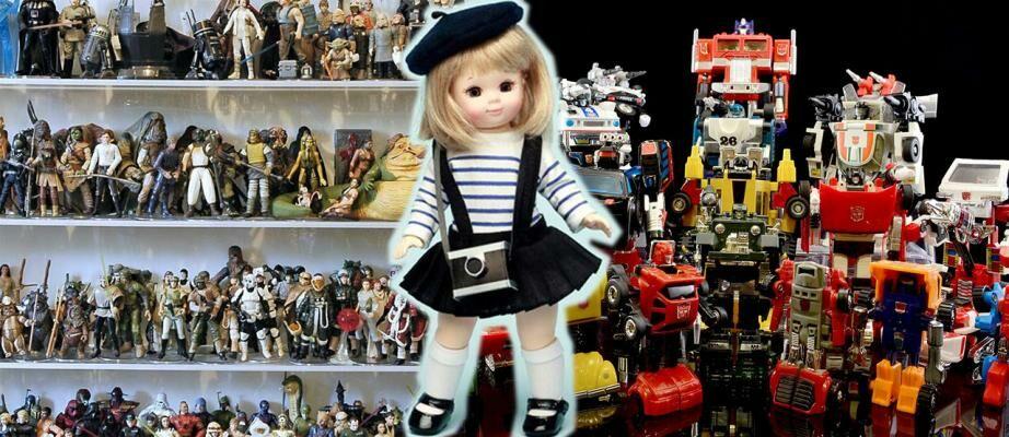 10 Action Figure dan Boneka Termahal Sepanjang Masa, No. 2 Mewah Banget!